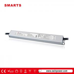 slanke 0-10v dimbare led-transformator
