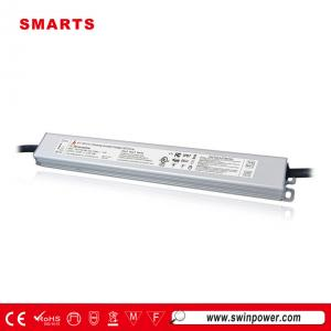 led led voeding 24 volt led voeding 1a 2a 30w 60w dimbare led transformator met klasse 2 ul gecertificeerd - Swin Power